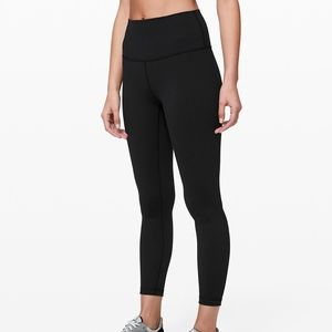 lululemon wunder-under high rise leggings - NWT